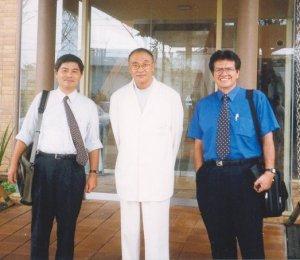 Dr Susumu y Dr. Suma