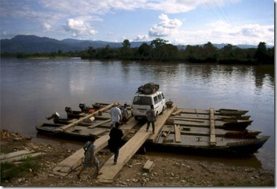Rio Huallaga