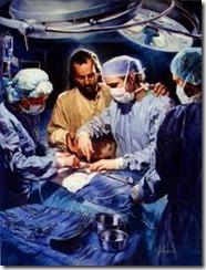 Jesús y Cirujano