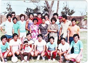 PROMOCION '73 UNT. FOTO 1983